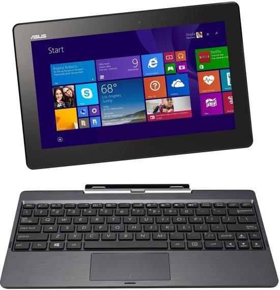 Asus Transformer Book T100TAM-BING-DK013B - Hybride Laptop Tablet