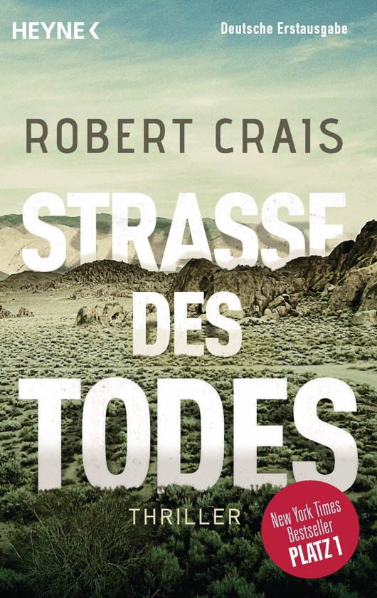 strasse todes thriller robert crais product reviews