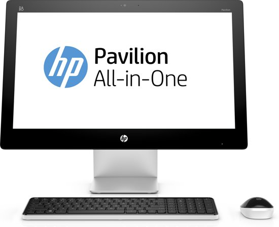 HP Pavilion 23-q151nd - All-in-One Desktop