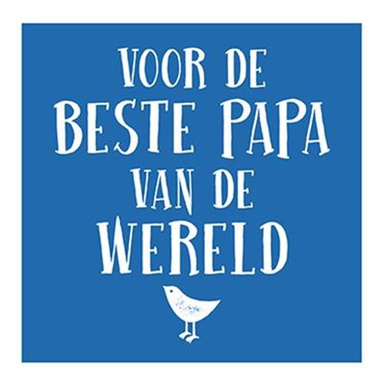 Voor de beste papa van de wereld 9789461883384 boeken - Bank thuismarkten van de wereld ...
