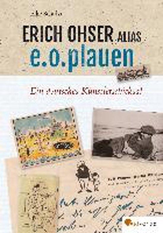 bol.com | Erich Ohser alias e.o.plauen, Elke Schulze ...