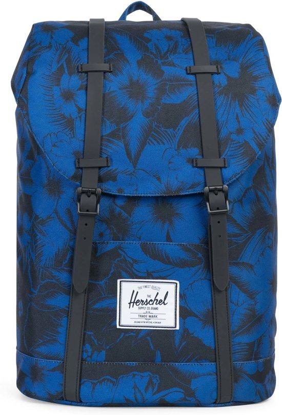 Herschel Supply Co. Retreat - Rugzak - Jungle Floral Blue in Zuidveen