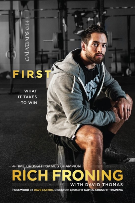 boek over rich froning