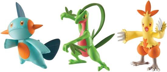 pokémon Actie figuren Pokemon Tomy in \'t (Het) Villeken