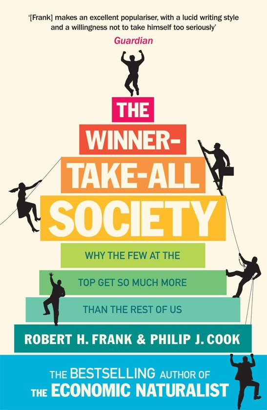 "the winner-take-all society essay I wrote one of the two essays on ""digital economy: a leveller or a  estonia, a  small post-ussr nation has been developing itself as a digital society   monopoly: digital economy has resulted in winner take all monopolies."