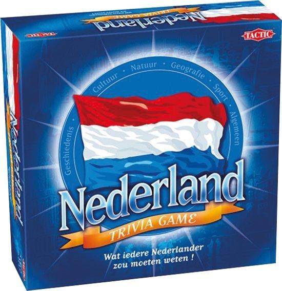 Nederland Trivia              - Gezelschapsspel in Tienhoven