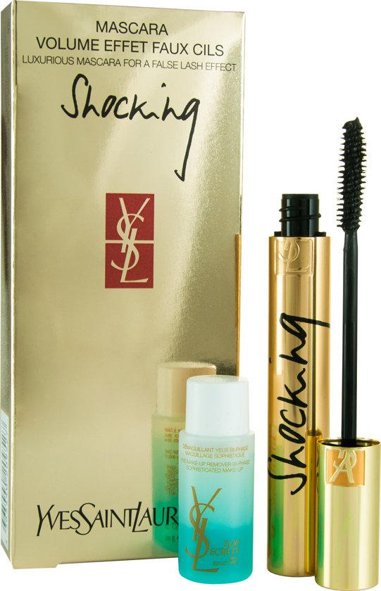 Yves Saint Laurent -  Mascara Volume Shocking Look -  geschenkset