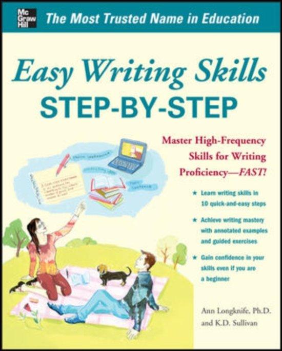 Bol easy writing skills step by ann longknife