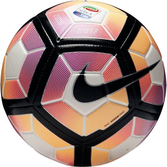 Nike VoetbalKinderen en volwassenen - paars/oranje/zwart/wit in Wommersom