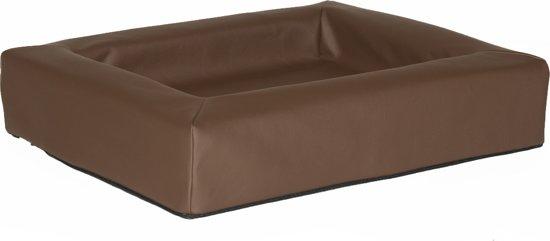 Comfort kussen hondenmand leatherlook 100 x 80 x for Www comfort kussen nl