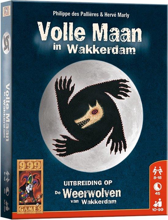 De weerwolven uitbreiding volle maan in wakkerdam kaartspel 999 games - Bureau van de uitbreiding ...