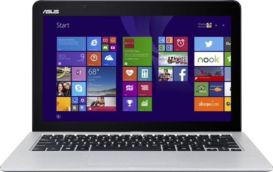 Asus Transformer Book T300FA-FE008H - Hybride Laptop Tablet