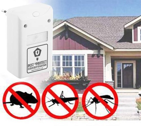 Pest E Protect Insect & Muizen verjager in Villers-Sainte-Gertrude