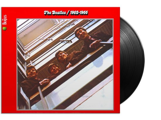 Bol Com The Beatles 1962 1966 Red The Beatles Muziek