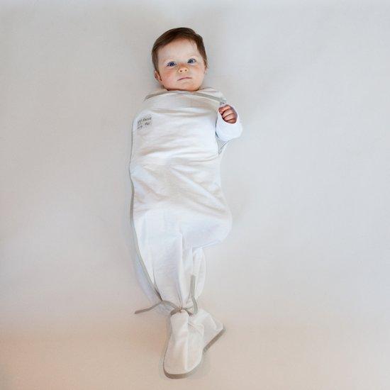 Pacco Plus XL - Afbouwdoek vanaf 8 kg - wit