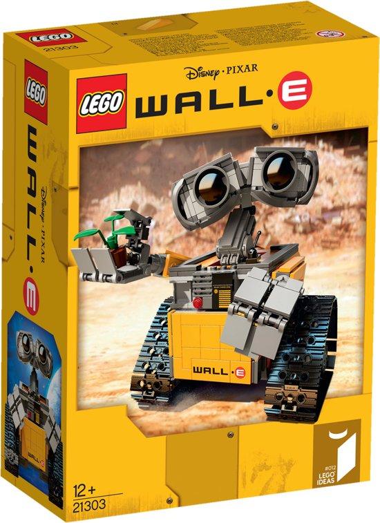 LEGO WALL•E - 21303 in Elburg