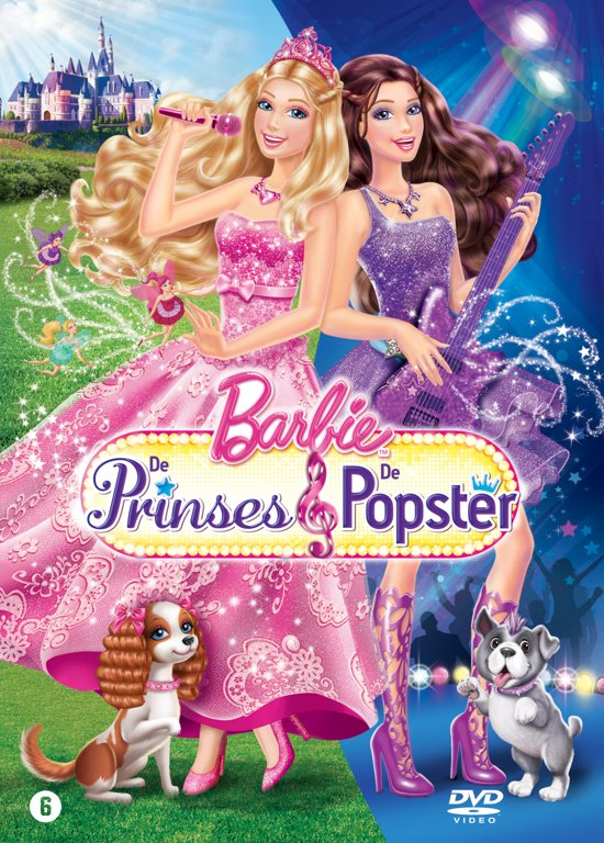 Barbie - De Prinses & De Popster