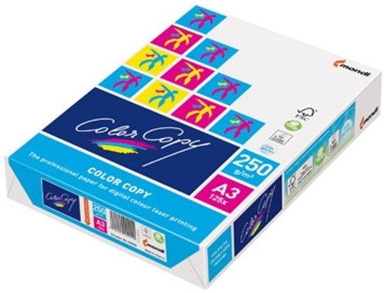 Color copy Laserprinterpapier A3 250 gram Color Copy - Pak � 125 Vel