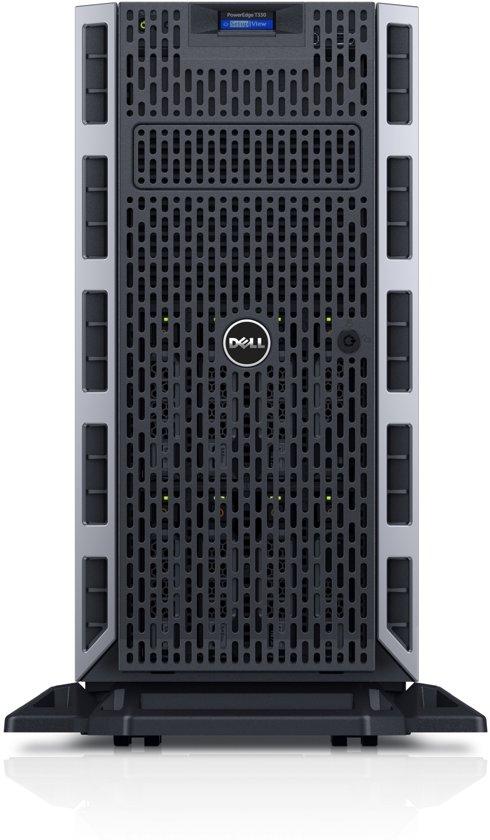 DELL PowerEdge T330 3.5GHz E3-1240V5 Toren (5U)