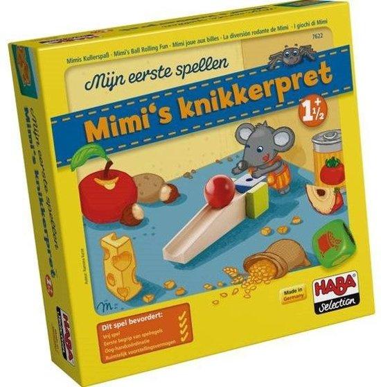 Haba Selection - Spel - Mijn eerste spellen - Mimi's knikkerpret (Nederlands) = Duits 7470 - Frans 7621 in Sinaai-Waas