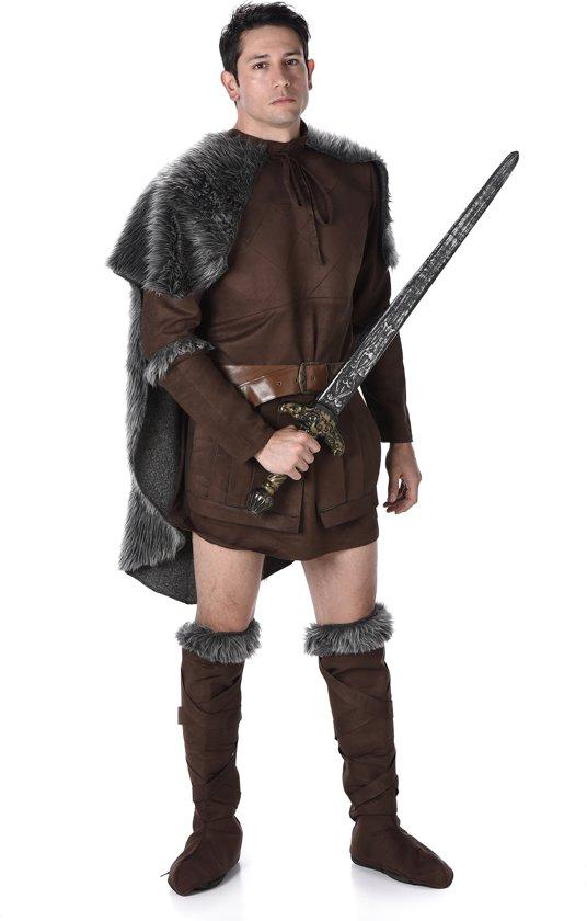 Viking prinsenkostuum voor mannen - Verkleedkleding - Medium in Tuil