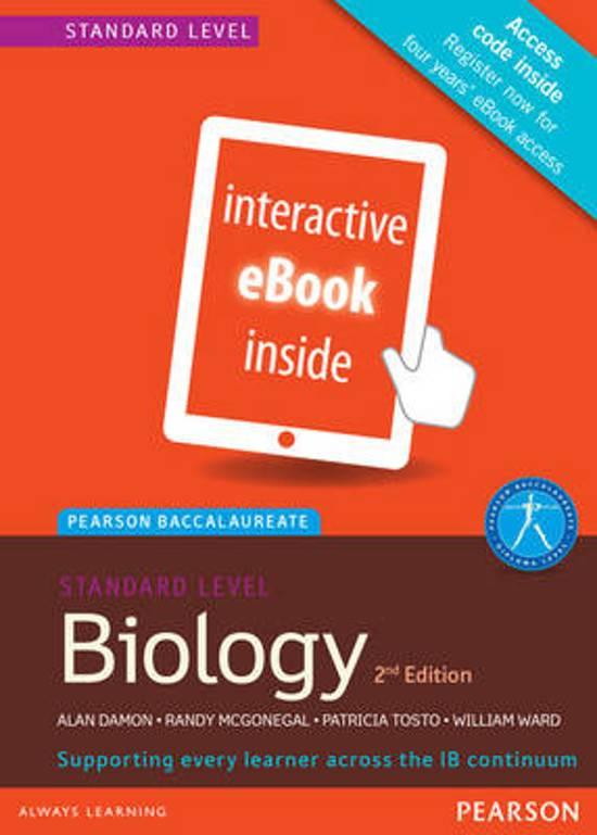 pearson ib biology textbook pdf