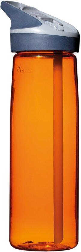 Laken Drinkfles - oranje in Ochamps