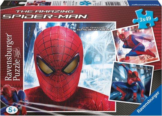 Ravenburger Puzzel - Spider-Man in Actie