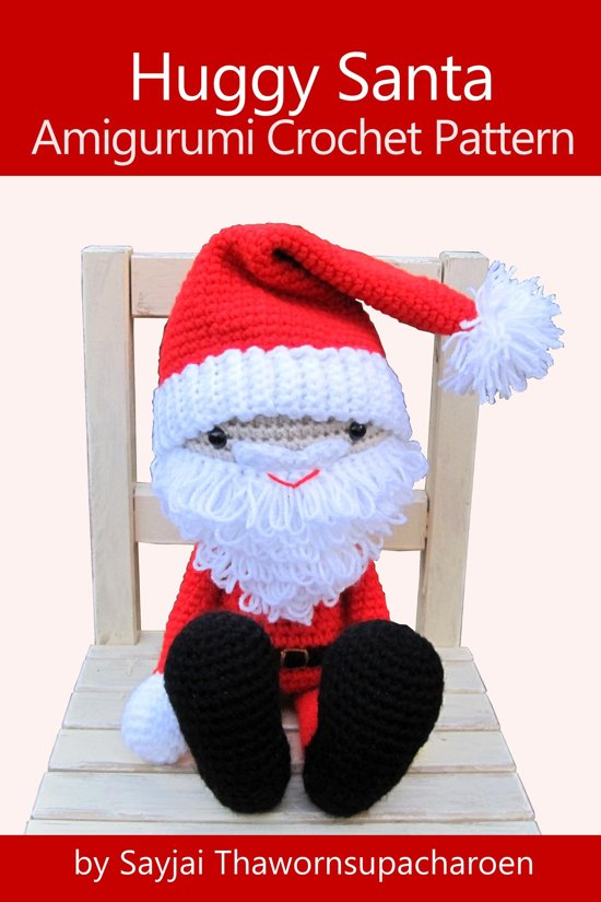 bol.com Huggy Santa (ebook) Adobe ePub, Sayjai ...
