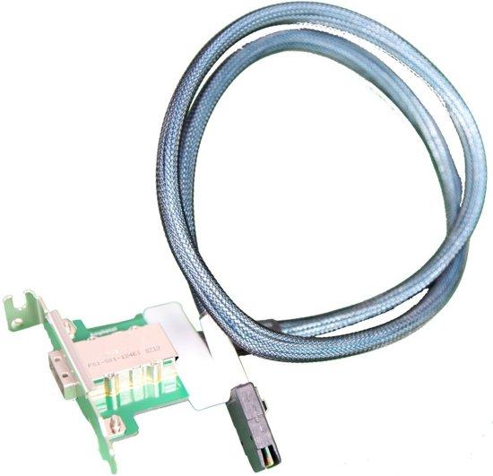 Supermicro IPass/IPass Intern SAS interfacekaart/-adapter