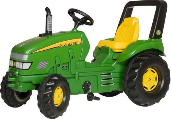 Rolly Toys X-Trac John Deere - Traptractor in Spijkerboor