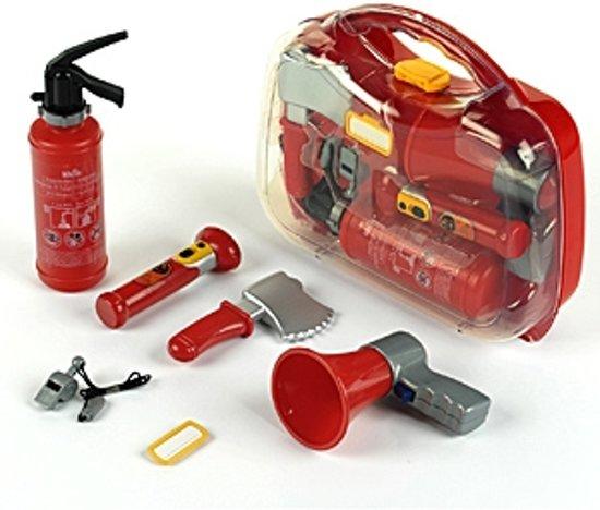 Brandweerkoffer met Accessoires in Breedenbroek