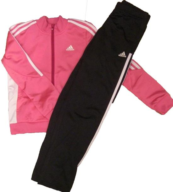 Meisjes Trainingspakken Adidas Flower Track Suit Pictures to pin on