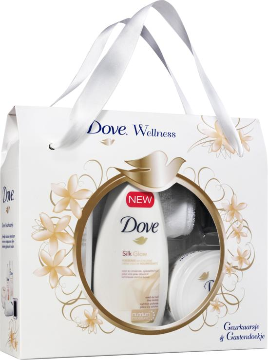 Dove Wellness Candle light- 5 delig - Geschenkset