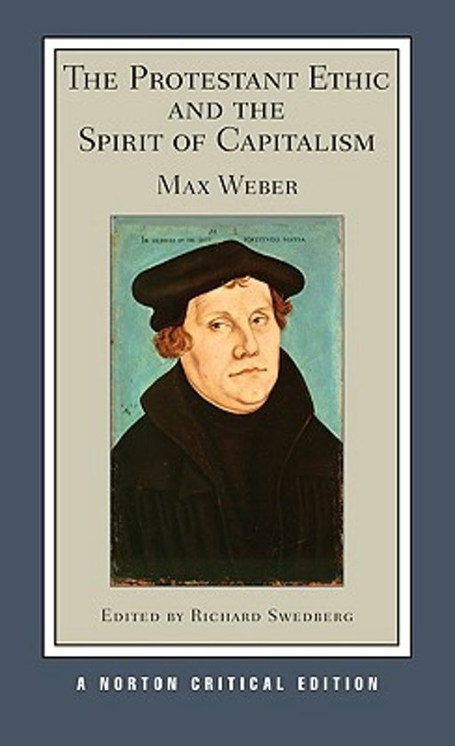 Max weber protestant work ethic