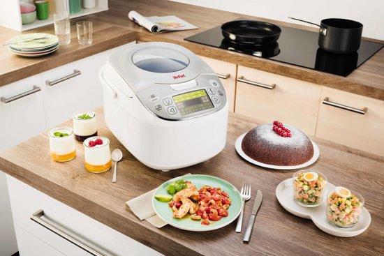 tefal 45 in 1 multi cooker manual