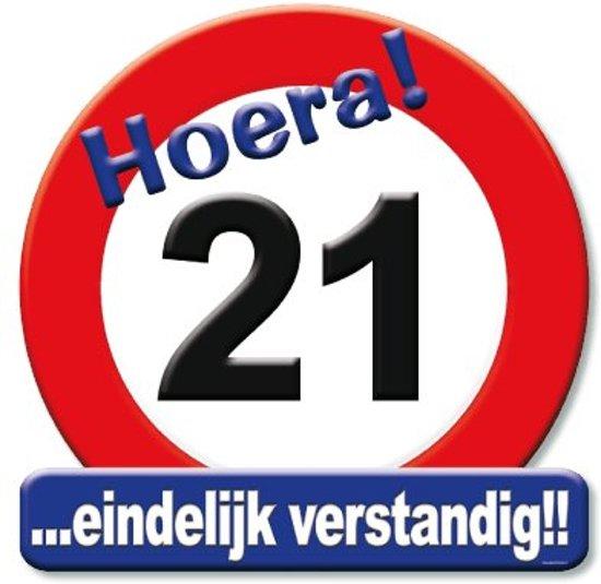 21 Jaar Verjaardag