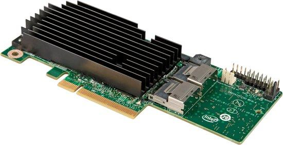 Intel RMT3PB080 PCI Express x8 2.0 6Gbit/s RAID controller