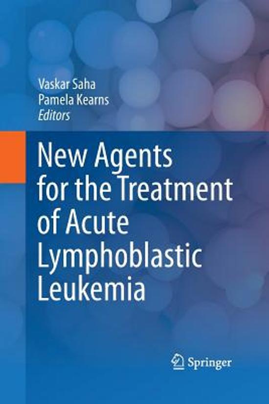 Natural History Of Acute Lymphoblastic Leukemia
