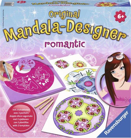 Ravensburger Mandala Designer Romantisch in Meigem