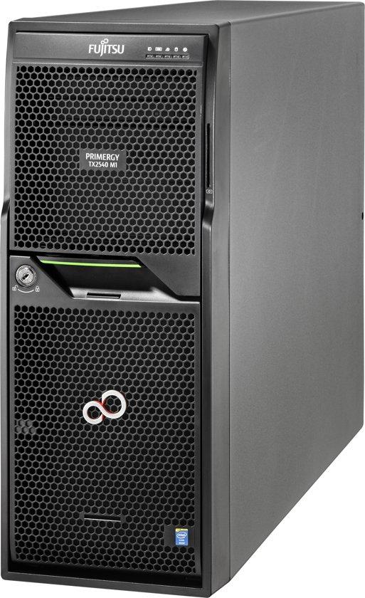 Fujitsu PRIMERGY TX2540 M1 2.2GHz E5-2430V2 450W Toren