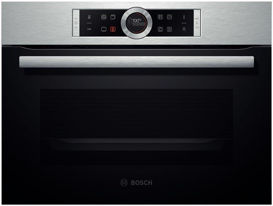 Raamdecoratie Keuken Vet : bol.com Bosch CBG635BS1 – Serie 8 – Inbouw oven Elektronica