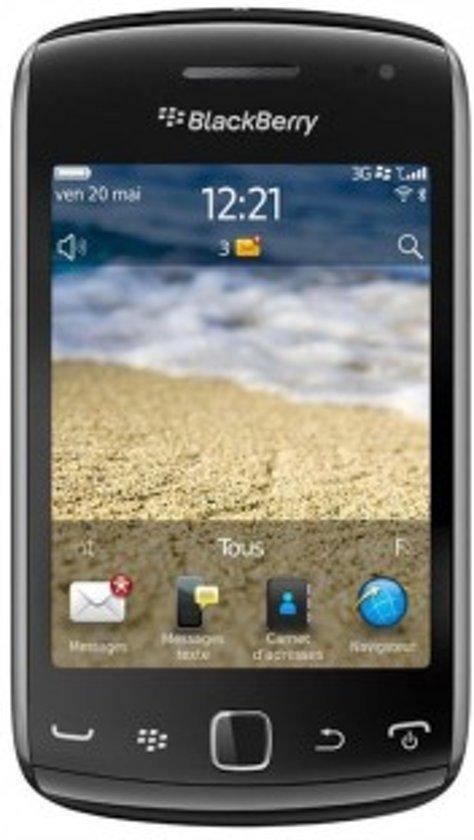 BlackBerry Curve 9380 - Zwart