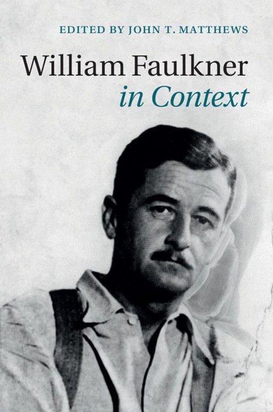 william faulkners race essay