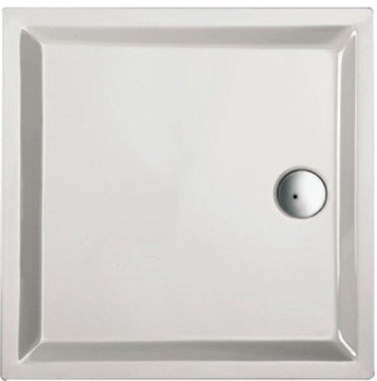 Duravit 2nd floor wastafel 60x43cm 1 kraangat wit in Ureterpervallaat / Oerterp Fallaat
