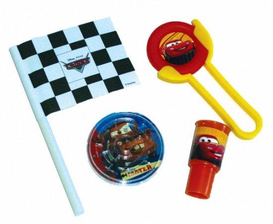 Disney Cars grabbelton cadeautjes 24 stuks in Dieskant