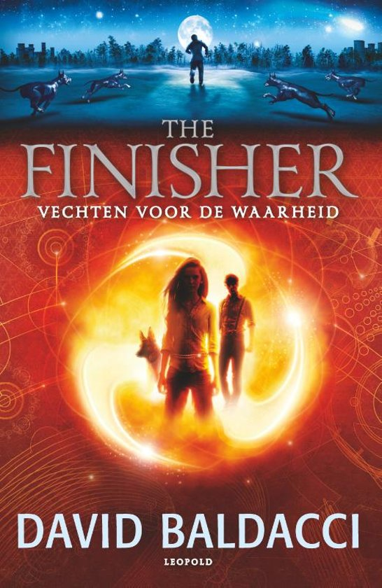 Finisher cover