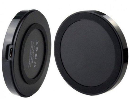 qi wireless power pad draadloze oplader. Black Bedroom Furniture Sets. Home Design Ideas
