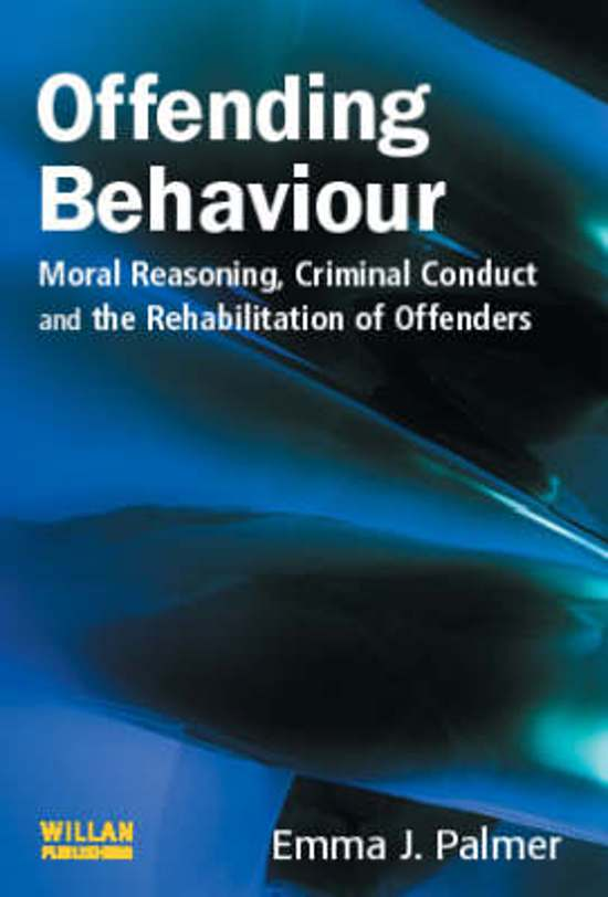 links between intoxication and offending behavior The link between mental health problems and violent behaviour 6 april, 2004 the relationship between mental illness and violent offending has long been a subject of debate.