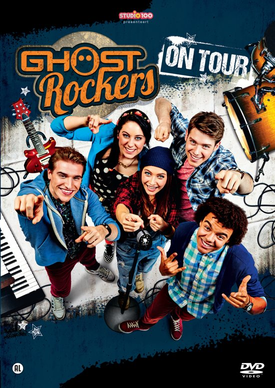 Ghost Rockers On Tour - 20 Jaar Studio 100